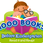 Name and logo are used with permission from the 1000 Books Foundation.