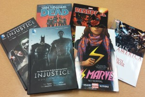 graphicNovels