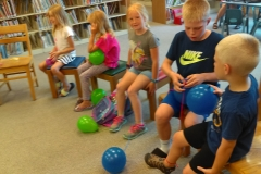 20170802 1 Summer Reading conclusion balloons