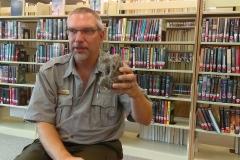 2017 07 26 10 Ranger Bob talks about bird nests