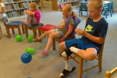 20170802 2 Summer Reading conclusion balloons
