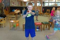 20170802 4 Summer Reading conclusion balloon shooters
